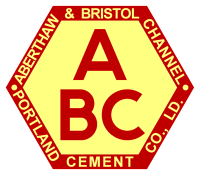 Early Aberthaw cement logo
