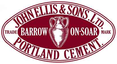 John Ellis Barrow cement logo