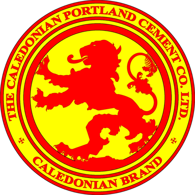 Caledonian Cement 1930s logo