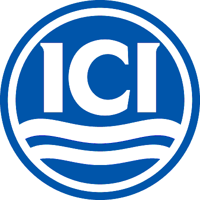 ICI cement logo