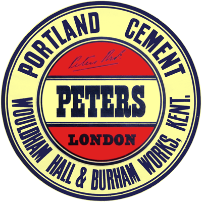 Peters Wouldham Hall cement logo
